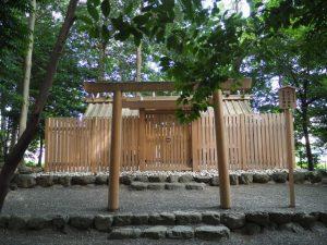 志等美神社・大河内神社(ともに豊受大神宮 摂社)