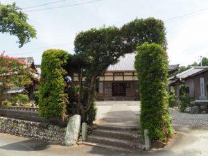 長泉寺(伊勢市佐八町)