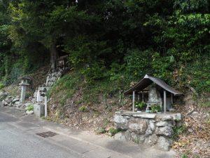 河津神社跡、庚申塔ほか(度会町大野木