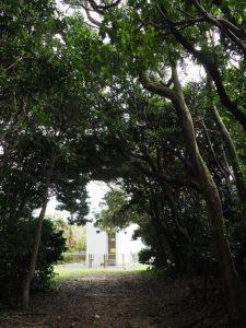 鎧崎灯台へ(鳥羽市国崎町)