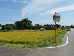 国道42号から御塩殿神社(皇大神宮 所管社)へ