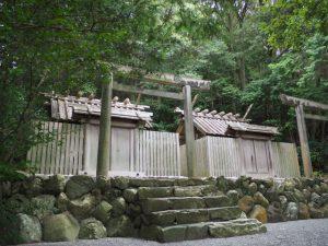 朝熊御前神社・朝熊神社(皇大神宮 摂社)