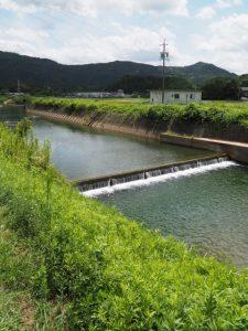 朝熊川(伊勢市朝熊町)