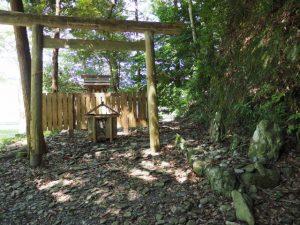 山之神社(伊勢市一宇田町)