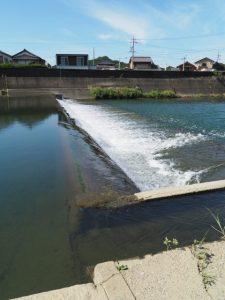 下田井堰(五十鈴川)