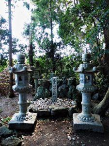皇大神宮遙拝所、松名瀬神社(松阪市松名瀬町)