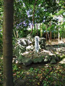 橿原神宮遙拝所、松名瀬神社(松阪市松名瀬町)