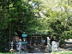 松名瀬神社(松阪市松名瀬町)