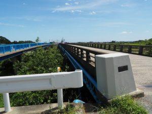 松名瀬橋(櫛田川)