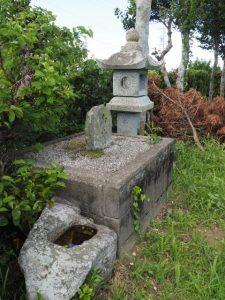 式内服部伊刀麻神社舊地(松阪市出間町)