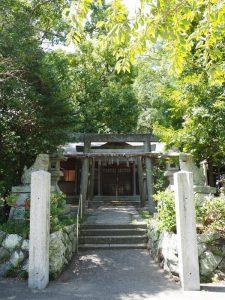 畠田神社(多気郡明和町中村)