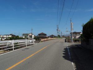 大堀川橋(大堀川)