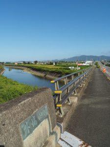 外城田川橋(外城田川)