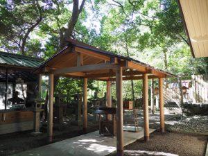 水饗神社、日保見山八幡宮(伊勢市大湊町)