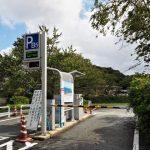 内宮B5駐車場(五十鈴川左岸、浦田橋下流側)