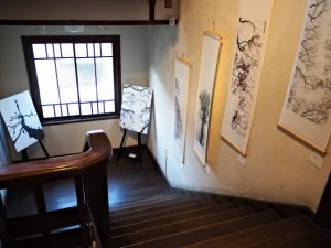 浜中悠樹写真展「UTSUROI」-うつろい-(伊勢和紙ギャラリー)
