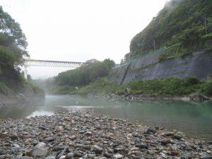 三瀬の渡し跡(宮川)