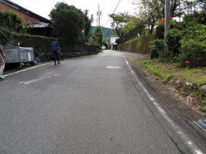 柏野〜芦谷(熊野古道伊勢路図絵)