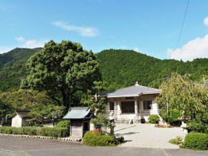 国昌寺(度会郡大紀町大内山)
