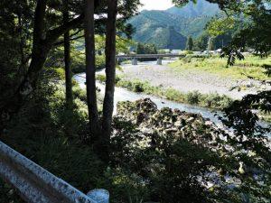 芦谷〜梅ケ谷(熊野古道伊勢路図絵)