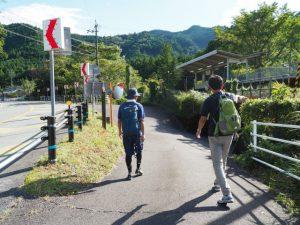 JR紀勢本線 梅ケ谷駅付近
