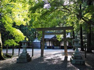 八柱神社(度会郡大紀町大内山)