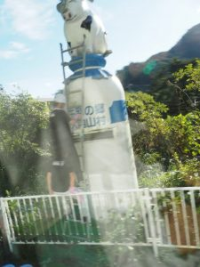 南紀特急バス 車窓の風景