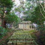 台風で被害があった宇治山田神社(皇大神宮 摂社)