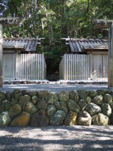 朝熊御前神社および朝熊神社(ともに皇大神宮 摂社)