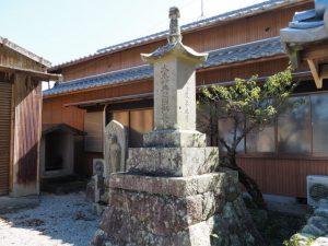 大福寺にて(松阪市六根町)