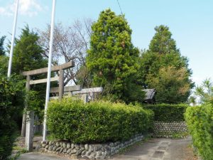神垣神社(松阪市高木町)