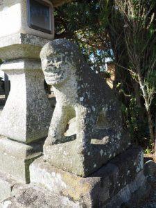 坂本神社(明和町坂本)