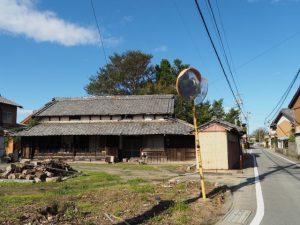 延命寺から斎宮歴史博物館付近へ