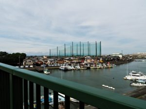 篠島からの御幣鯛御用船(伊勢市神社港)