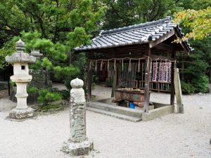 高山神社(津市丸之内)