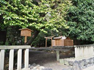 清野井庭神社(豊受大神宮 摂社)