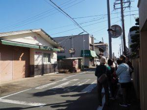 ミヱマン醤油醸造元 合資会社西村商店 付近(度会郡玉城町田丸)