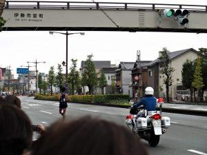 東洋大 相澤晃(第50回全日本大学駅伝 第8区)