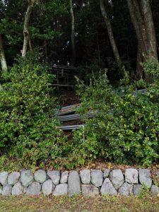 御造替の準備が進められる朝熊神社(皇大神宮 摂社)