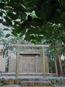 一昨日からは古殿、宇治山田神社(皇大神宮 摂社)