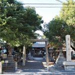 萬古神社(四日市市陶栄町)