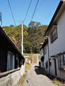 棒原神社(皇大神宮 摂社)の参道