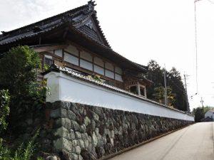 永寿寺(度会郡玉城町蚊野)