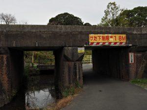 JR参宮線 外城田・田丸間 城山架道橋