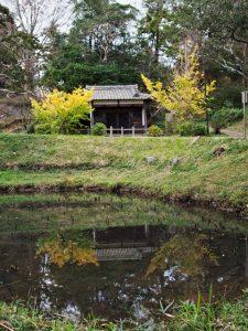 田丸城跡の富士見門