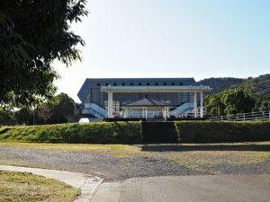 鳥羽中央公園 相撲場(鳥羽市大明東町)
