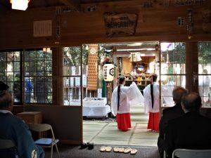 伊射波神社 例大祭(鳥羽市安楽島町)