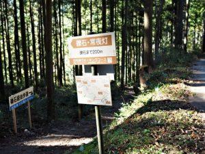 珍布峠ウォーキングコースマップ(7)地点