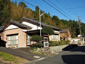 神殿集会所(松阪市飯高町宮前)