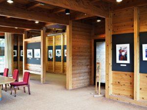 「和具のイセエビ漁」阪本博文写真展 働く漁村@海の博物館